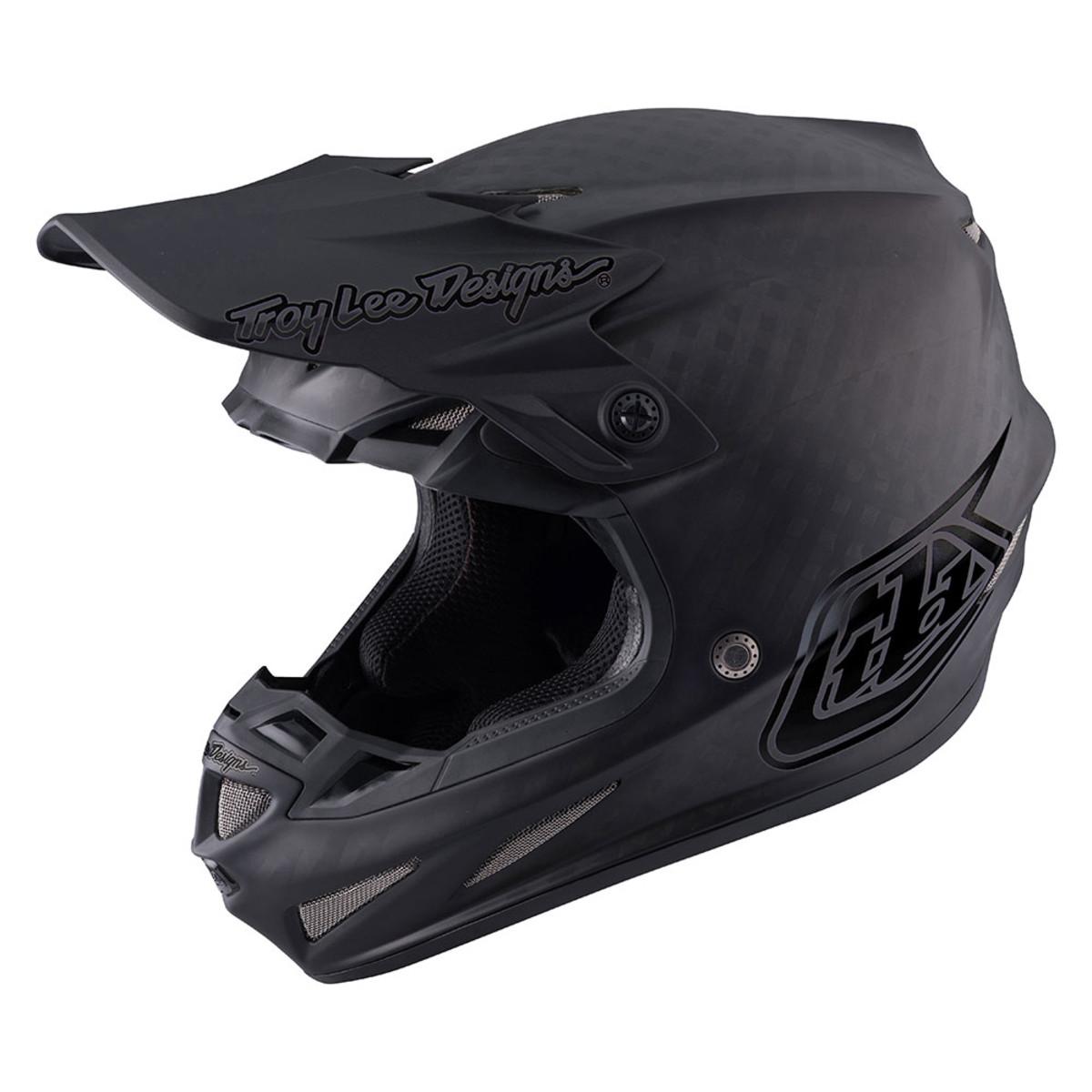 SE4 Carbon Helmet Midnight